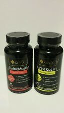 Alpha Cut HD  & AminoMuscle  60 capsules
