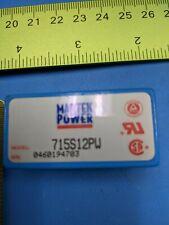Dcdc Converter Martek Power Cdi 715s12pw 2 Pin 2 Pin New One