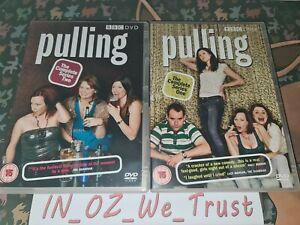 Pulling - Series / Season 1-2 (DVD, 2009, 2-Disc Box Set)