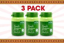Supaporn Thai Tooth Polishing, Whitening and Strengthening Powder 3 PACK