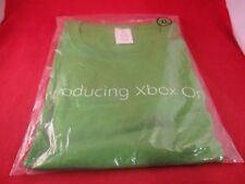 Introducing Xbox One Promotional Green T-Shirt Hat *NEW* Launch Promo Men's XL
