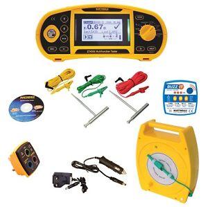 Martindale ET4500 Pro Multifunction Installation Tester Kit - 2 Year warranty