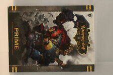 Warmachine Prime MK3 Book Special Release Signed (Hardcover) (U-B4S4 197471)