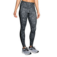Brooks Womens Greenlight Running Tights Bottoms Pants Trousers Black Grey