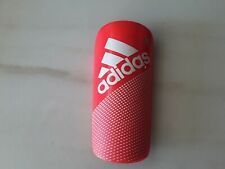 Adidas Soccer Red Shin Guards youth