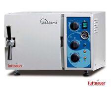 New Tuttnauer 1730 Valueklave Benchtop Steam Autoclave Sterilizer Nt1730vk