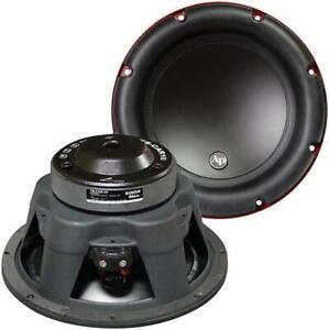 "Audiopipe TSCAR10 10"" Woofer 600W Max 4 Ohm SVC"