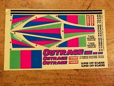 SM-47 Decal - Kyosho Outrage