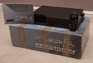 Cyrus MR3 Integrated Multiroom Preamplifier Amplifier Remote Control BOXED £650