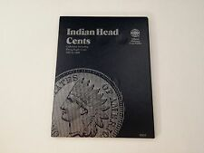 Indian Head/Flying Eagle Cent 1857-1909 Whitman Coin Folder Book Album #9003