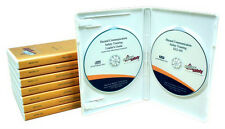 Fifteen (15) OSHA Compliance and Work Safety Related  DVD Video Training Kits