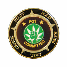 Pot Committed Card Guard Protector