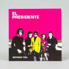 El Presidente - Without You - music cd ep