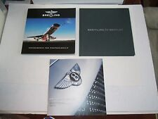 2 Breitling Watch Catalogs/Guides & 2008-2009 Breitling Booklet- Bma