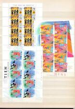 Nederland leuke kavel verschillende Gelegenheids velletjes postfris 39 stuks