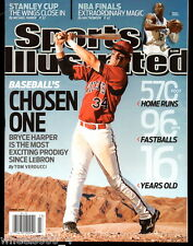 (3) Sports Illustrated 2009 2013 2015 Washington Nationals Bryce Harper No Label