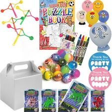 Pre Filled Childrens Wedding Activity Packs Party Boxes Favors Gifts For Kids
