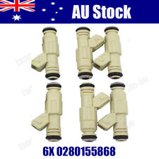 6PCS Holden Commodore Calais Supercharged  VS VT VX VY V6 3.8 Fuel injectors NEW
