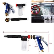 Adjustable Car Clean foam cleaning gun 100ml Universal For Washing Car window