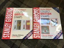 Two Great Vintage Stanley Gibbons Stamp Catalogues - 1999 & 2003