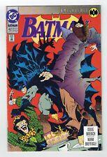 DC Comics Provenance US - Batman N°492 - Mai 1993 - Knightfall 1