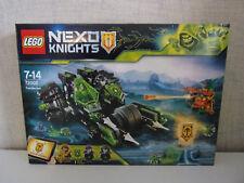 LEGO NEXO CABALLEROS 72002 twinfector - NUEVO Y EMB. orig.