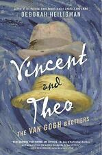 Vincent and Theo : The Van Gogh Brothers by Deborah Heiligman (2017, Hardcover)