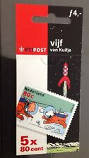 Nederland / The Netherlands - Postfris/MNH - Booklet Comics, Kuifje 1999