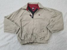 7-8 Years Boys tommy hilfiger brown Jacket size Small (25)