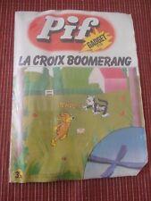 PIF GADGET N 279 AVEC SON GADGET SOUS BLISTER BOOMERANG ( ref 40 )