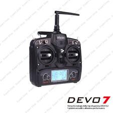 Radiocomando Devo 7 drone Walkera F210, Runner 250, QR 350 Pro