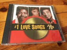 Number One #1 Love Songs of the 70s Seventies Time Life NM CD Jackson 5 Al Green
