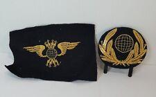2 écussons vintage, compagnie aérienne, UTA, TAI ?