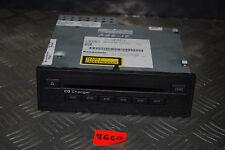 Audi A6 4F 6-fach CD Wechsler changer 4E0910110C
