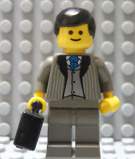 LEGO Lawyer CPA Businessman Manager Boss Realtor Broker Salesman Executive Agent