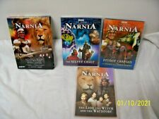 """Bbc Presents C.S. Lewis """"The Chronicles of Narnia"""" a 3 Dvd Set/8 Hr. Long! F/S!"""