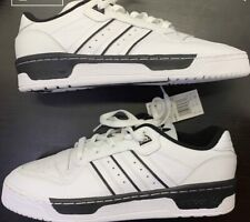 NEW Adidas Originals Rivalry Running Shoes Men's Size 11 White EE4657