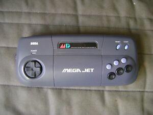 Rare Sega Mega Jet NTSC-J, Tested !!!