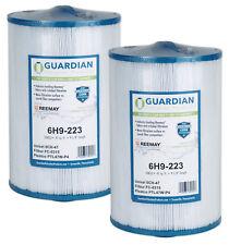 2 Pack Spa Filters Fit Unicel 6ch-47 Pleatco PTL47W-P4 Filbur FC-0315 - Aber