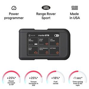 Range Rover Sport tuning chip box power programmer performance tuner OBD2