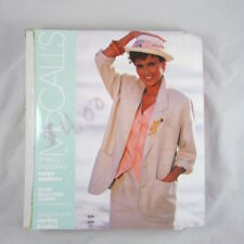 McCalls Sewing Pattern Counter Display Book Catalog Spring 1988 Brides Fashions