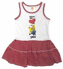 Vêtements en polyester sans manches pour fille de 5 à 6 ans