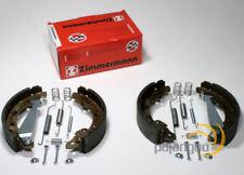 Opel Tigra 1.4 16V - Zimmermann Zapatas de Freno Accesorio Kit para Trasero