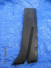 1990-1996 Nissan 300zx 11s 2+2 left outer door finisher window guide