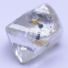 1.59 CARAT SI2 WHITE (I) OCTAHEDRON ROUGH DIAMOND NATURAL UNTREATED UNCUT