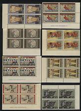 Greece  Scott # 708-15  Block of 4 ( Z3 )  MNH  Value $ 164.00 US $$