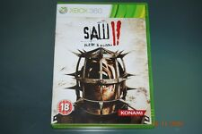 Saw II Flesh & Blood Xbox 360 UK PAL **FREE UK POSTAGE**