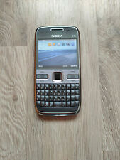 Nokia  E72 - Metallisch-Grau (Ohne Simlock) Smartphone