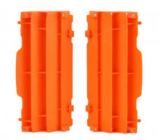 KTM Orange Radiator Guards 125 250 350 450 500 530 SX-F XC-W EXC XC-F