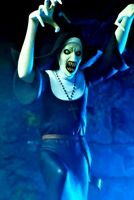 """TOONY TERRORS """"THE NUN"""" from THE CONJURING. NRM* 6"""""""